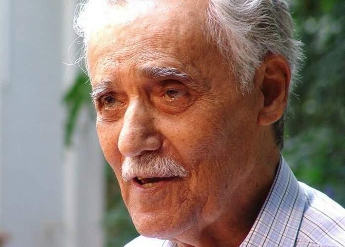 O ex-governador Wilson Barbosa Martins, de 100 anos de idade, está de repouso em casa (Foto: Arquivo)