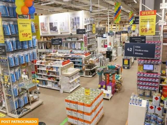 Loja tem mais de 80 mil itens à pronta entrega e serviços exclusivos. (Foto: Marcos Maluf)