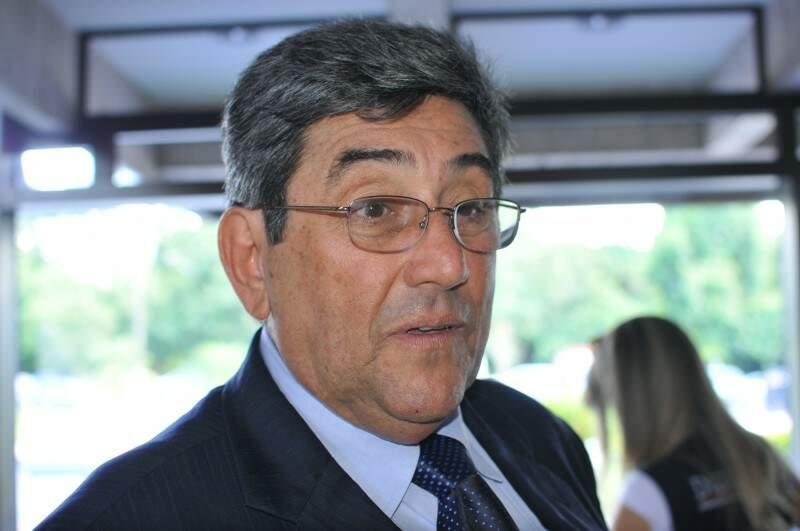 Cintra, nomeado para assumir a Fundação de Turismo, teve às contas reprovadas pelo TCE enquanto prefeito de Porto Murtinho. (Foto:Alcides Neto)
