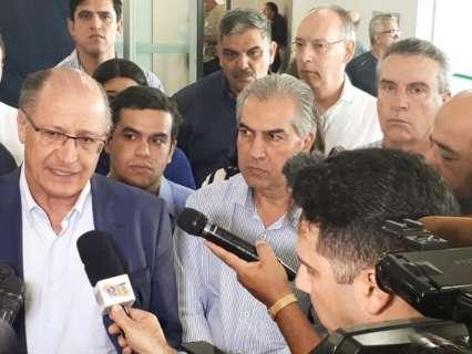 PSDB fecha encontros regionais com a presença de Alckmin na Capital