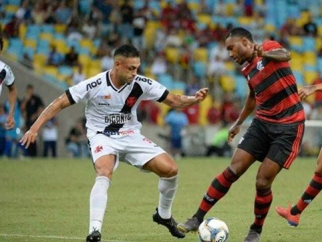 Vasco vai com força total e Flamengo irá poupar jogadores para duelo (Foto: Alexandre Vidal/FlamengoFC)