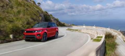 Land Rover apresenta a série especial HST do Range Rover Sport
