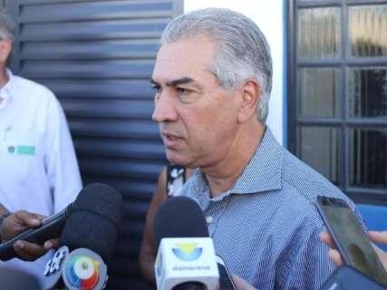 Com Moro, Reinaldo espera propostas para a segurança nas fronteiras