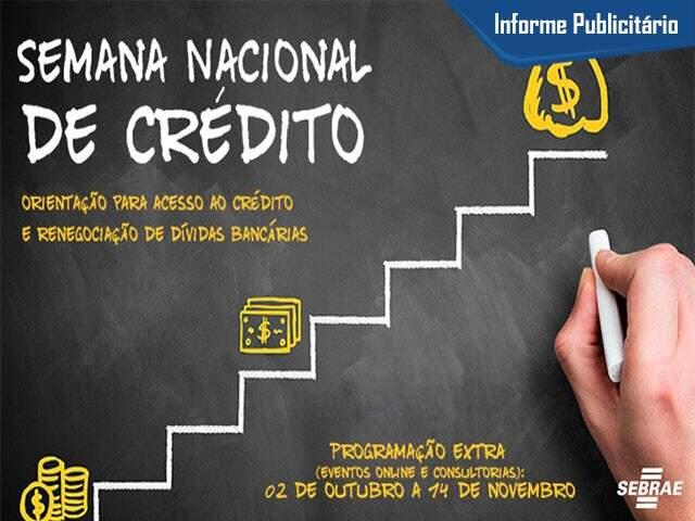 Evento do Sebrae orienta empresários sobre crédito e financiamento