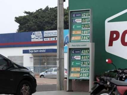 Postos que não baixarem diesel podem ser multados em até R$ 50 mil
