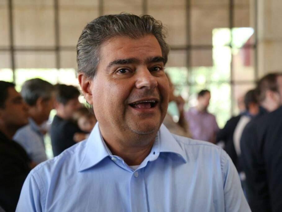 Ex-prefeito de Campo Grande, Nelsinho Trad diz que pedia conselhos a Pedrossian. (Fotos: Marcos Ermínio)
