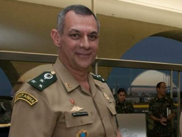 General Otávio Santana do Rêgo Barros foi nomeado nesta segunda-feira (14). (Foto: Reprodução/Exército)