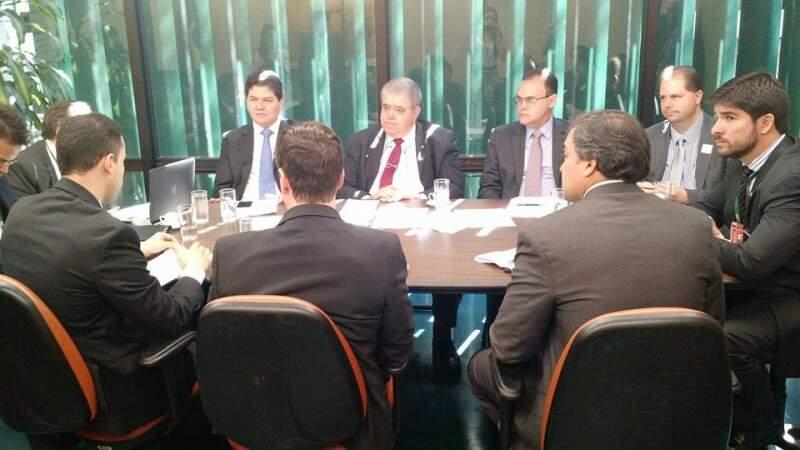Reunião da Subcomissão Permanente de Habitação da Comissão de Desenvolvimento Urbano da Câmara Federal. (Foto: Divulgação)