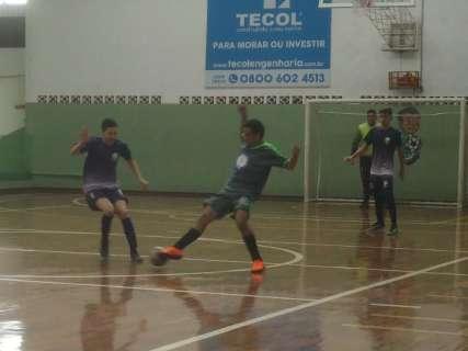 Rodada da Copa Pelezinho tem placar de 21 a 0 e define semifinalistas