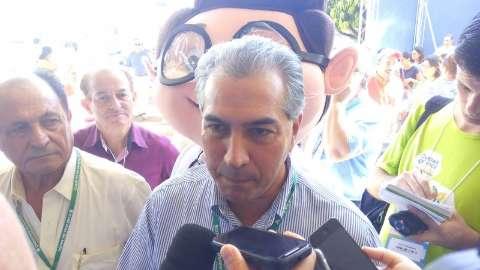 Azambuja vai a Brasília na 2ª feira para reunião de governadores sobre dívida
