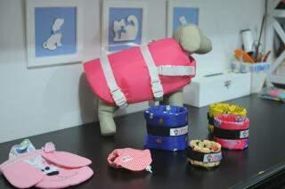 Os itens vão de coletes e colares cervicais a acessórios mais específicos.