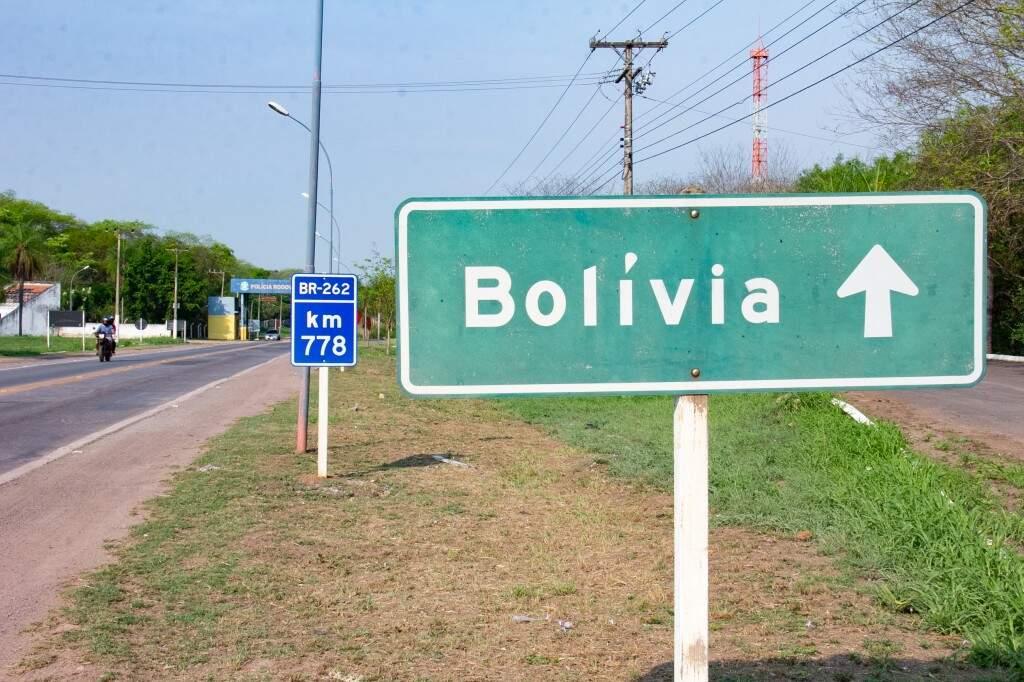 Fim da linha: rodovia vai ao km 778 e termina perto da fronteira com a Bolívia. (Foto: Kisie Ainoã)