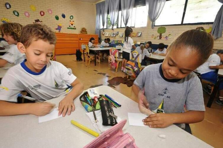 STF decidiu na semana passada sobre a idade em que as crianças devem começar a vida escolar. (Foto: Agência Brasil)