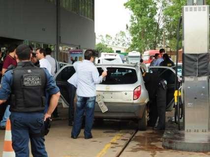 Polícia investiga origem de R$ 9,5 mil achados em carro de PM executado