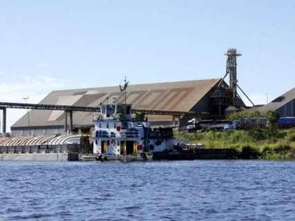 Governo apresenta projeto de acesso a 3 novos portos no Rio Paraguai