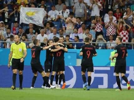 Croácia derrota Islândia e termina 1ª fase na liderança do grupo D