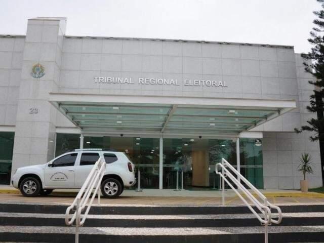 Tribunal Regional Eleitoral em Campo Grande (Paulo Francis)