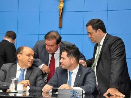 Com 3 deputados, MDB fica longe da presidência e foca em outros cargos