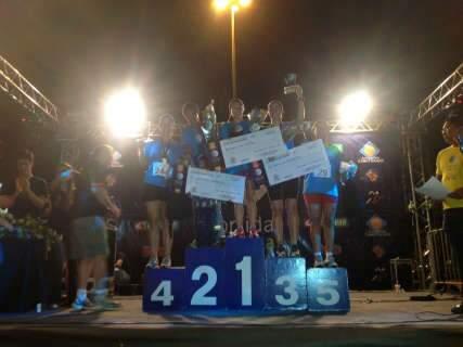 Confira os ganhadores da 4ª Corrida Noturna, que reuniu 1,5 mil participantes