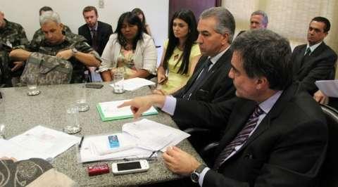 Ministro diz que governo federal não aceitará violência em área de conflito