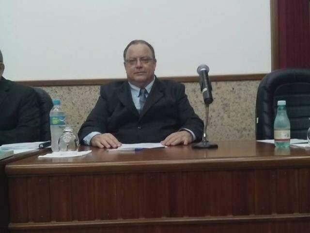 Eli Rodrigues, vice da atual gestão, é um dos candidatos a presidência do Creci-MS (Foto: Divulgação)