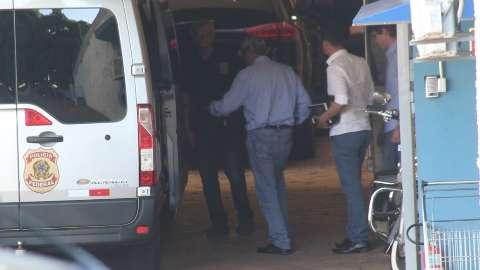 Justiça mantém prisão de Puccinelli, do filho e outros dois em audiência