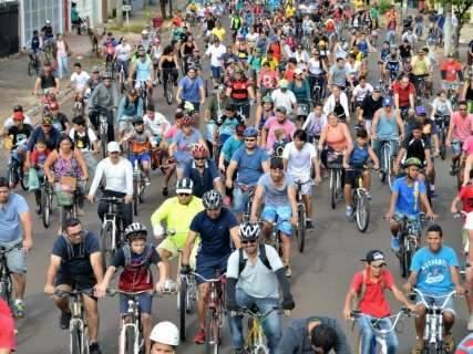 Passeio ciclístico sorteará 40 bicicletas no Dia do Trabalhador