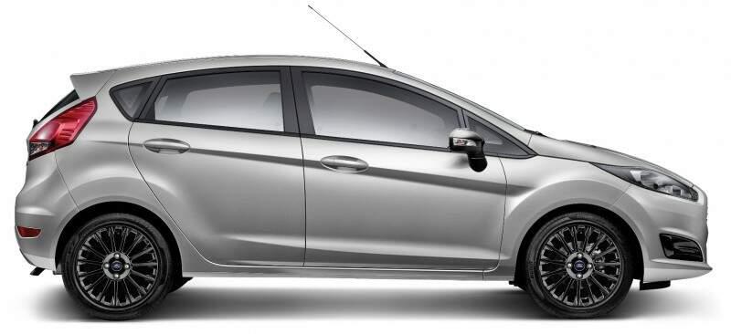 Fiesta 2017 ganha novas versões Style e Titanium