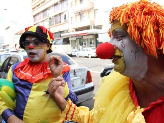 Putuco e Bexiga vivem sorrindo mas já foram motivos de piada. (Foto: Marcos Ermínio)