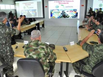 Exército admite atraso no Sisfron, mas anuncia expansão para MT e Paraná