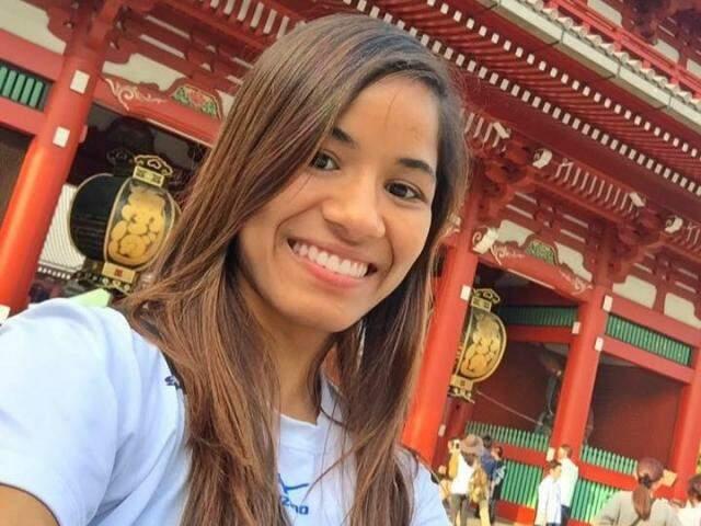 Larissa Farias foi convocada pela seleção brasileira de judô e disputará duas competições (Foto: Arquivo pessoal)