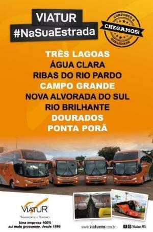 #NaSuaEstrada. (Foto: Divulgação)