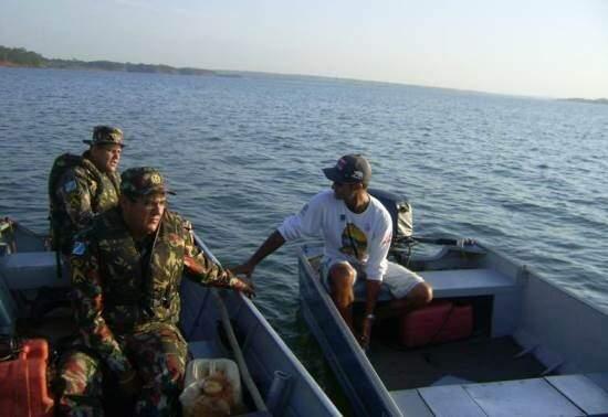 Operação Tiradentes da PMA vai prevenir a pesca predatória e todos os crimes ambientais durante feriado prolongado. (Foto: Divulgação)