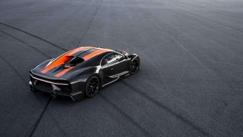 Bugatti Chiron bate recorde de velocidade