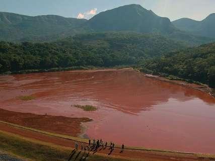 """""""Rastro de destruição"""" de barragem em Corumbá levaria lama por 16 km"""
