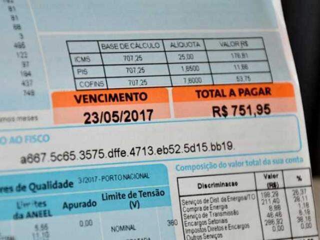 Valor alto da cobrança está entre os principais questionamentos da população (Foto: Divulgação/Procon)