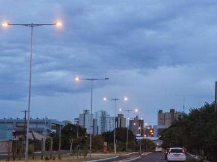 Tempo continua instável e Inmet alerta para chuvas intensas em MS