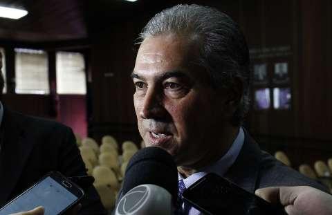 Reinaldo diz que escolha de Alckmin para comandar o PSDB dará unidade ao partido