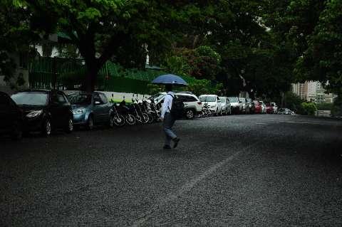 Não para de chover: novembro fecha com 135% a mais que média histórica