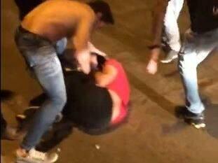 Jhonny disse que agrediu o rapaz depois que ele urinou em seu veículo (Foto: Reprodução)
