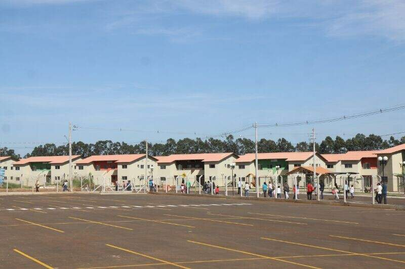 Programa Minha Casa, Minha Vida entregou 30 mil unidades no Estado. (Foto: Cleber Gellio)