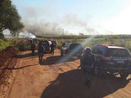 Após morte, polícia negocia com índios devolução de coletes e armas