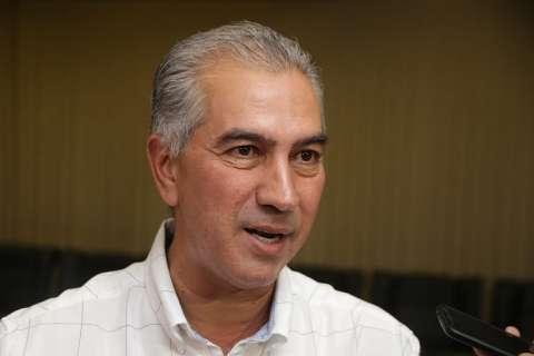 Reinaldo anuncia redução na pauta fiscal do diesel a partir de 1º de junho
