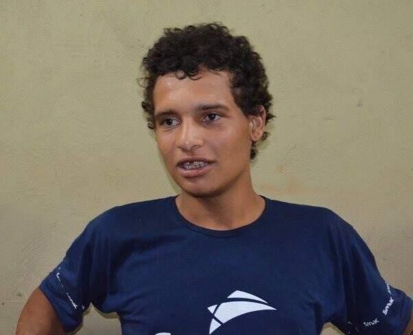 Danilo Ferreira vai ficar 30 dias no setor de triagem antes de ser mandado para a cela (Foto: Sidney Bronka/94 FM)