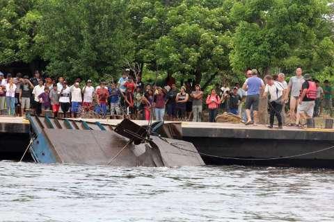 Encontrada 13ª vítima do barco-hotel naufragado há uma semana