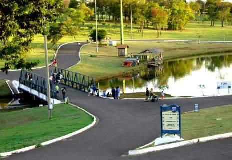 Corrida de trilha infantil incluída na programação dos Jogos Radicais Urbanos