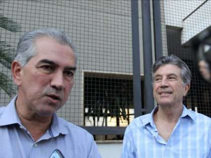 PSDB aguarda resposta de Murilo para anunciá-lo como vice de Reinaldo