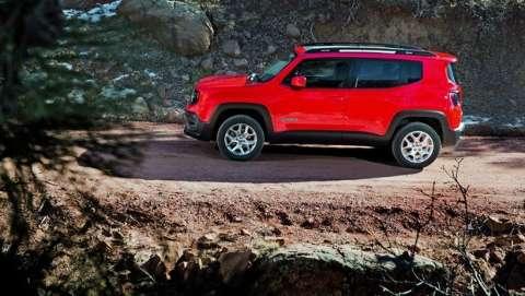 Jeep Renegade é lançado no Brasil a partir de R$ 69.900