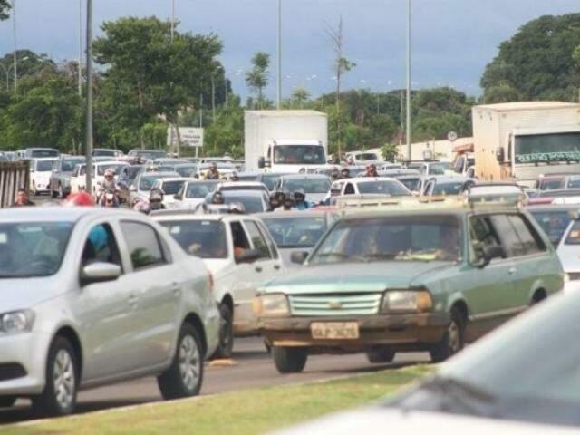 Alteração do Contran atingirá todos os condutores do país no ato de renovar a CNH. (Foto: Arquivo/Campo Grande News)