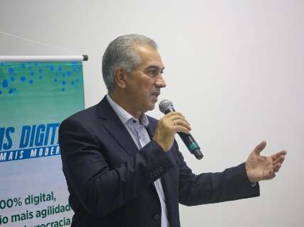 Reinaldo confirma Pedro Chaves para coordenar ações de MS em Brasília